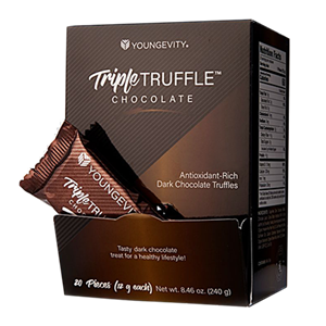Picture of Triple Truffle™ Chocolates